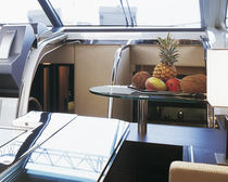 Boat door / for yachts / sliding / companionway