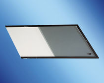 Yacht window / for boats / sliding / trapezoidal