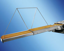 Yacht gangways / for boats / telescopic / rotary