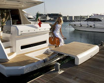 Yacht platform / for boats / multifunction