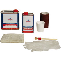 Epoxy resin-based repair kit