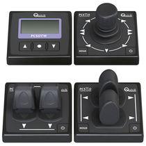 Boat control panel / thruster / windlass / with alarm