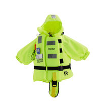 Foam life jacket / with safety harness / commercial