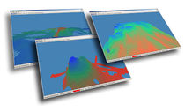 Oceanographic data acquisition software / for ships / for PCs