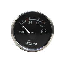 Boat voltmeter