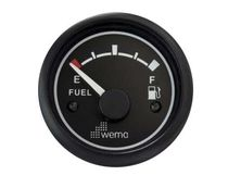 Boat gauge indicator / fuel / analog