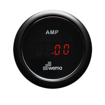 Boat indicator / ammeter / with LED display / digital