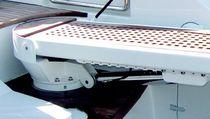 Yacht gangways / rotary / telescopic / hydraulic