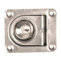 Boat latch / cam / for panels / deck
