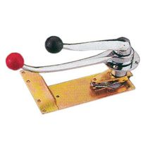 Engine control lever / mechanical / multi-lever / for boats