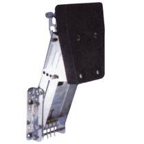 Boat engine bracket / adjustable