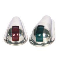 Boat navigation lights / incandescent / side