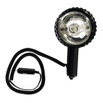 Search floodlight / for boats / portable
