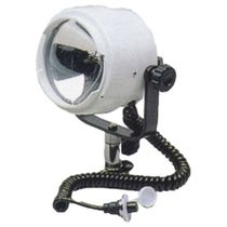 Deck floodlight / for boats