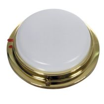 Indoor ceiling light / for boats / surface-mount