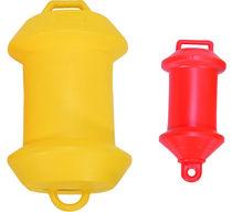 Signaling buoy / fishing net / plastic