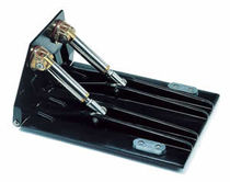 Hydraulic trim tab / for boats