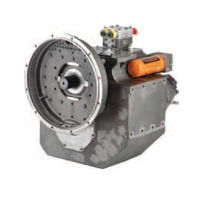 Ships reduction gearbox / engine