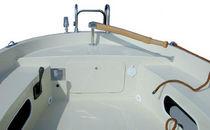 Inboard center console boat / gozzo / classic