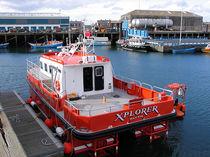 Hydro-jet crew boat