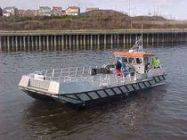 Pollution prevention boat