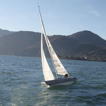 Mainsail / for one-design sport keelboats / 2.4 meter