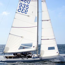 Mainsail / for one-design sport keelboats / Etchells