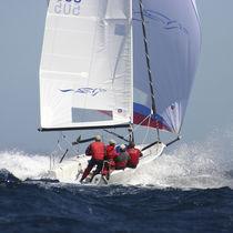 Spinnaker / for one-design sport keelboats / Melges 24
