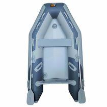 Inflatable bottom inflatable boat / inflatable keel