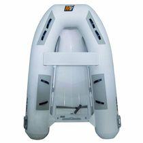 Semi-rigid inflatable boat