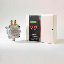 Leak detector / refrigerant gas / for ships