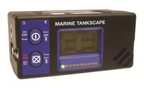 Gas detector / for ships / infrared / handheld