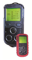 Gas detector / for ships / handheld