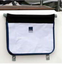 Multi-use deck bag / for sailboats