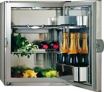 Boat refrigerator-freezer / for yachts / free-standing / compressor