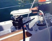 Electric winch handle