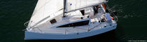 Cruising sailboat / open transom / transportable