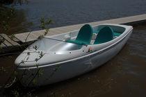 Electric small boat / 4-person max.