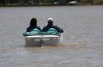 2-person pedal boat