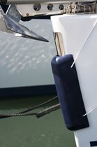 Sailboat fender / bow / arch