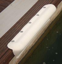 Marina fender / dock / corner