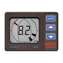 Sailboat display / wind vane / anemometer / digital