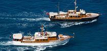 Classic motor yacht / flybridge / custom