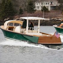 Inboard runabout / dual-console / yacht tender / custom