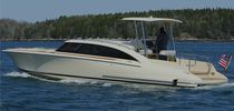 Inboard express cruiser / yacht tender / with T-top