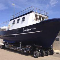 Launching trailer / handling / road / shipyard