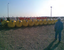 Beacon buoy / for commercial ports