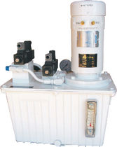 Boat hydraulic power unit / for autopilots / electrically-driven