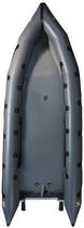 Outboard work boat / rigid hull inflatable boat / inflatable boat