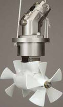 Bow thruster / stern / for boats / hydraulic